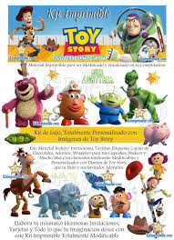 Tarjetas Para Imprimir De Toy Story Imagui