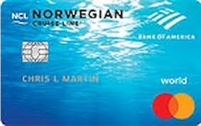 norwegian cruise line credit card reviews