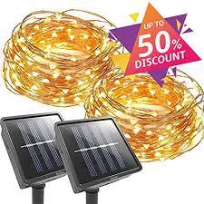 the 10 best solar string lights