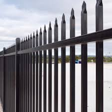 Stainless Steel Fences And Gate Cheap Garden Pool Stainless Powder Coated Galvanized Steel Fence Post Design Iso 9001 Factory Buy Garden Pool Stainless Powder Coated Galvanized Steel Fence Post Design Galvanized Steel
