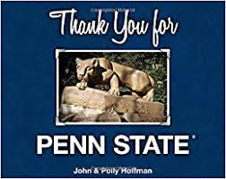 Amazon | Thank You for Penn State | Hoffman, John, Hoffman, Polly |  Education Theory