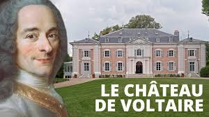 Le château de Voltaire à Ferney - YouTube