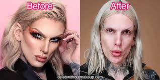 jeffree star without makeup saubhaya