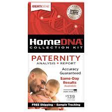 homedna paternity test kit for at home