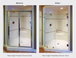 frameless shower doors why go