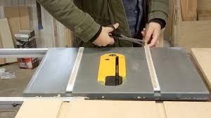 Cross Cut Sled With Miter Jig 3x3 Custom