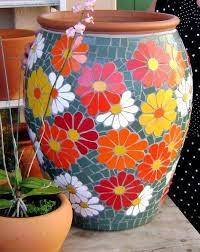 best 12 55 best mosaic flower pots