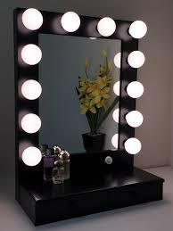 makeup station with lights ireland