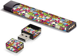 Amazon Com It S A Skin Decal Vinyl Wrap For Pax Juul Pod System Stickers Sleeve Panda Anime Cartoon Stickerslap