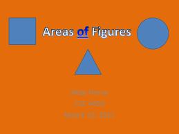 Area of Figures