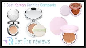6 best korean cushion pacts 2020