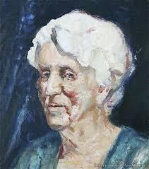 Portrait of Ada Ryan by Robert Nettleton Field on artnet