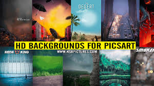 hd for editing picsart