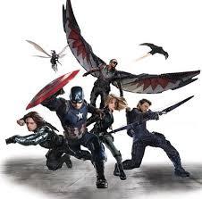 7 Inch Team Cap Winter Soldier Ant Man H Buy Online In Uruguay At Desertcart