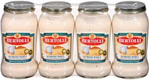 bertolli alfredo sauce 60 oz