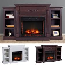 electric fireplace freestanding 1400w