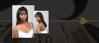 hairdresser hair salon and hair stylist