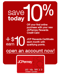 jcpenney credit center