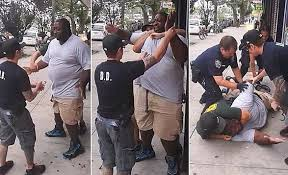Expert pathologist: Eric Garner died in police chokehold   New ...