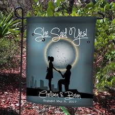 personalized garden flags decorative