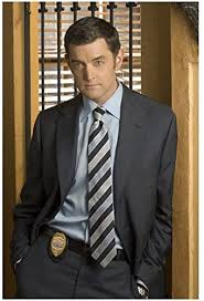 Psych Promo Timothy Omundson As Carlton Lassiter In Suit With Badge 8 x 10  Inch Photo at Amazon's Entertainment Collectibles Store