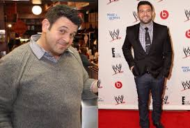 Adam Richman, host of Man vs Food, before and after quitting the ...