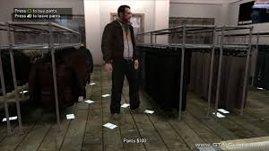 what are some good clothes gta iv