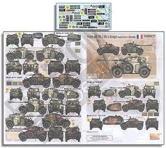 French Aml 60s 90s In Senegal Armored Cars Decal Hobbysearch Military Model Store