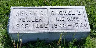 Rachel Elizabeth Siddons Fowler (1842-1921) - Find A Grave Memorial