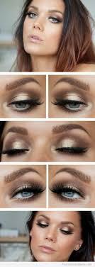 evening makeup ideas including natural