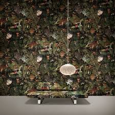 menagerie of extinct s wallpaper