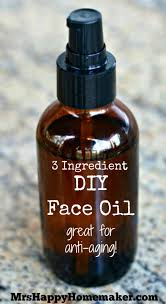 diy face oil great for anti aging