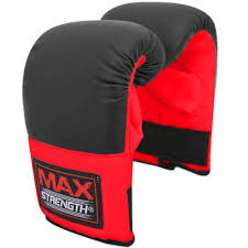 punching bag mitts mma muay thai fight