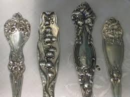 antique flatware patterns lovetoknow