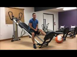 total gym strength training for the