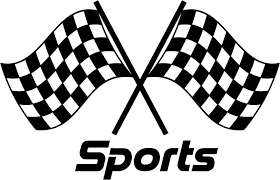 Car Mirrors Sports Car Decal Tenstickers