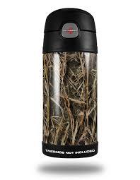 Skin Decal Wrap For Thermos Funtainer 12oz Bottle Wraptorcamo Grassy Marsh Camo Bottle Not Included By Wraptorskinz Walmart Com Walmart Com