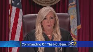 Hot Bench' Judge Patricia DiMango - YouTube