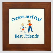Carson Name Wall Art Cafepress
