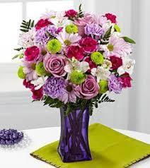 ftd purple pop bqt ft worth tx florist