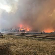 Klamathon Fire grows to 9,600+ acres, 5% contained - KOBI-TV NBC5 / KOTI-TV  NBC2