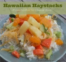 hawaiian haystacks without cream of