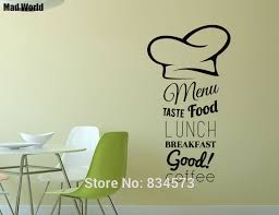 modern coffee time vinyl quotes wall decal home decor living room