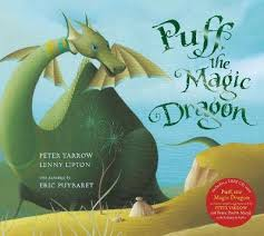 Puff, the Magic Dragon by Peter Yarrow, Lenny Lipton | Waterstones