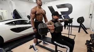 beast shoulders routine with jeff logan