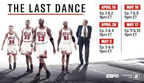 Last Dance will premiere April 19th ...
