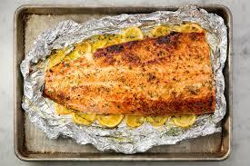 Easy Baked Salmon Fillet Recipe - How ...
