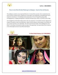 how to get best bridal makeup in udaipur