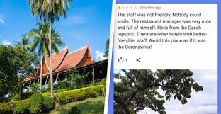 American arrested in Thailand for negative Tripadvisor review