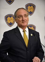 Interested in Texas AD job? Notre Dame's Jack Swarbrick: 'I feel like I  have the best job in college athletics'